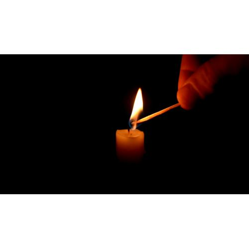 Candle Spell Blessing for Healing Energies