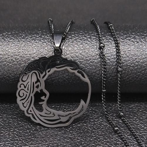 bMystic Pendant from personal collection Powerful Magick - Gothic Moon