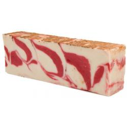 Twin pack Red Clay Olive Oil Artisan Soap Slice approx 100g