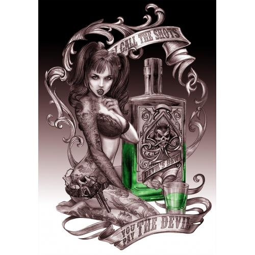 ALCHEMY GOTHIC DEVIL DEW! GIFT CARD